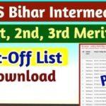 Download OFSS Bihar Merit List 2021